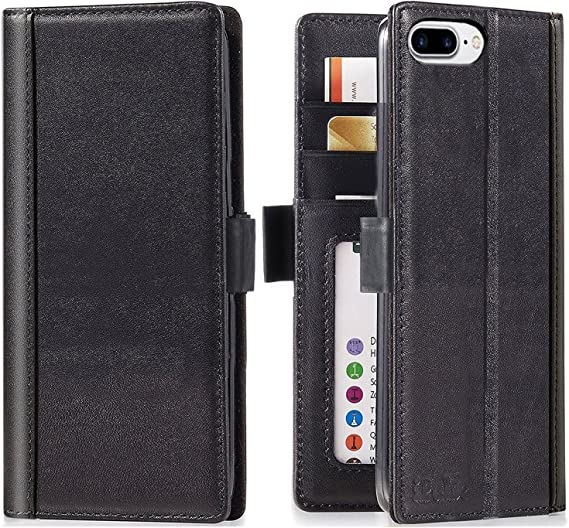 IPHONE 7 PLUS Full Flip Wallet Case