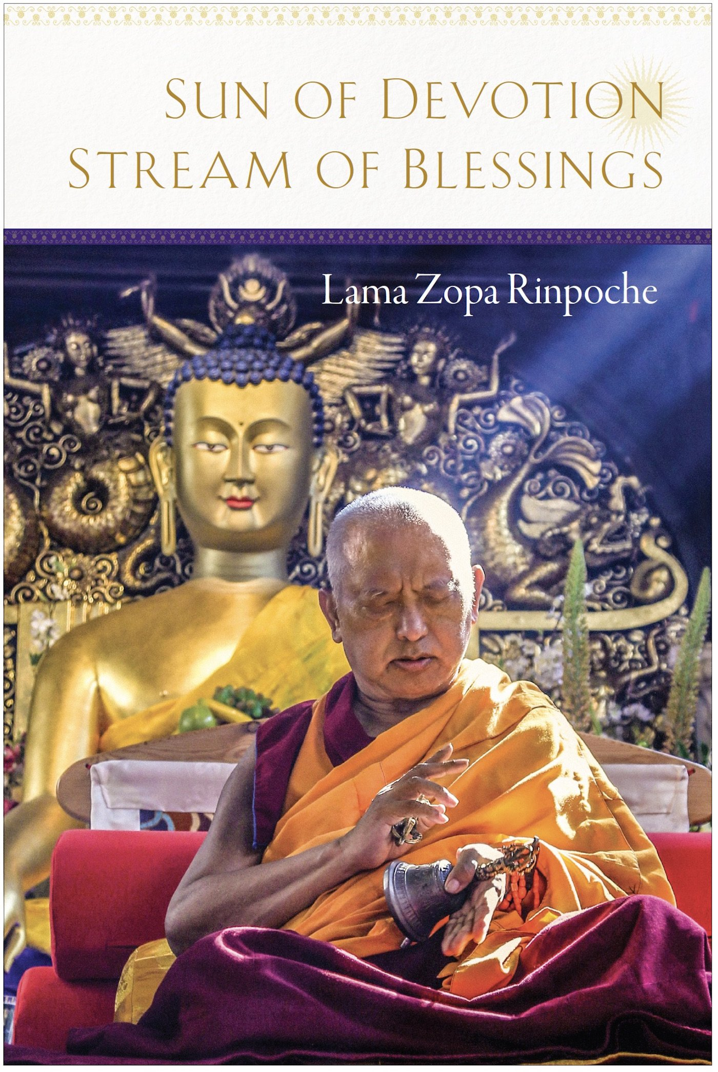 Sun of Devotion, Stream of Blessings PDF