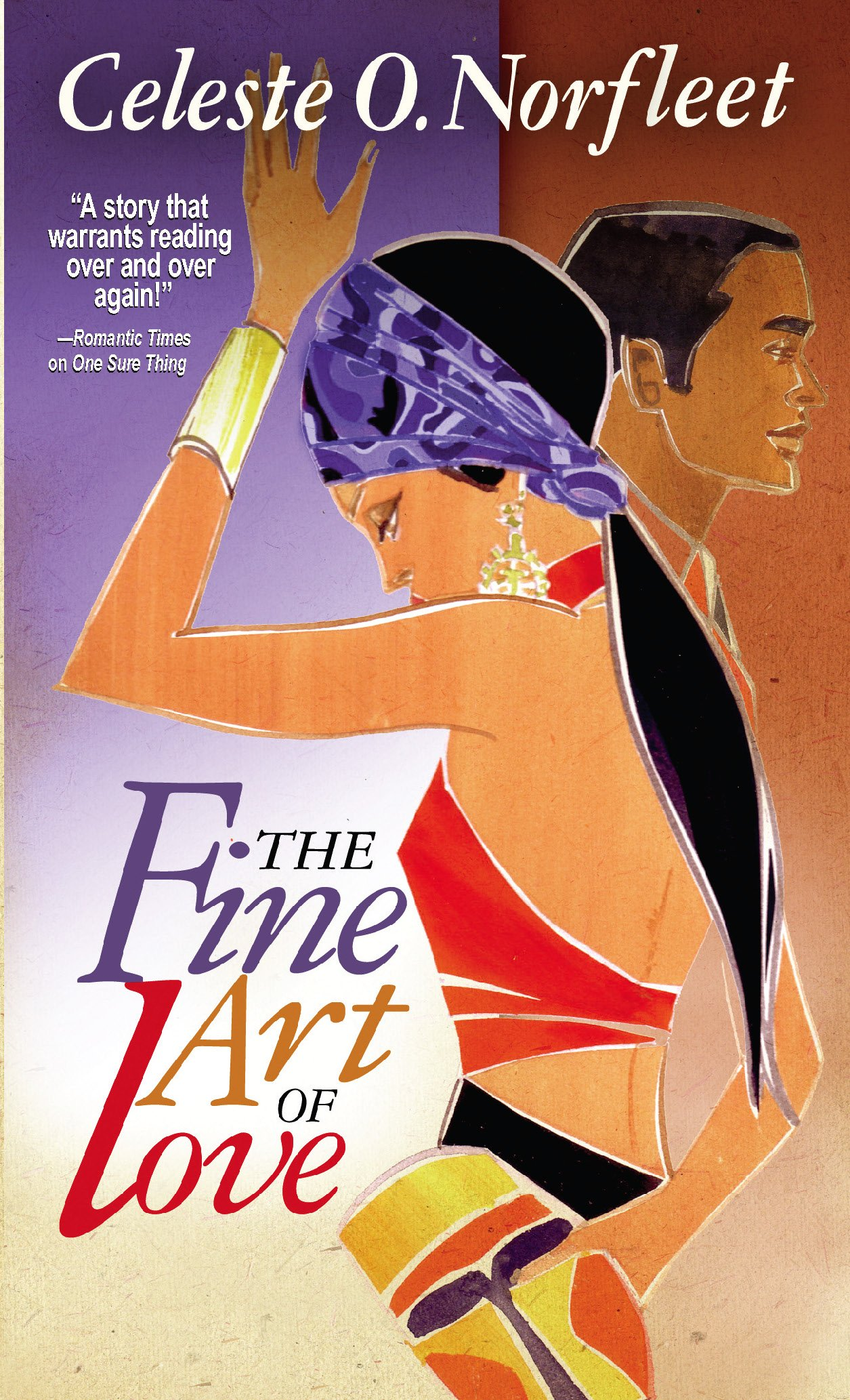 Download The Fine Art of Love (Arabesque) ebook