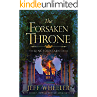 The Forsaken Throne (Kingfountain Book 6)