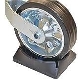Milenco Caravan Jockey Wheel Pocket Chock Pad