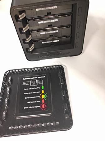Amazon.com: Drobo más allá de RAID USB 2.0/FireWire 800 de 4 ...