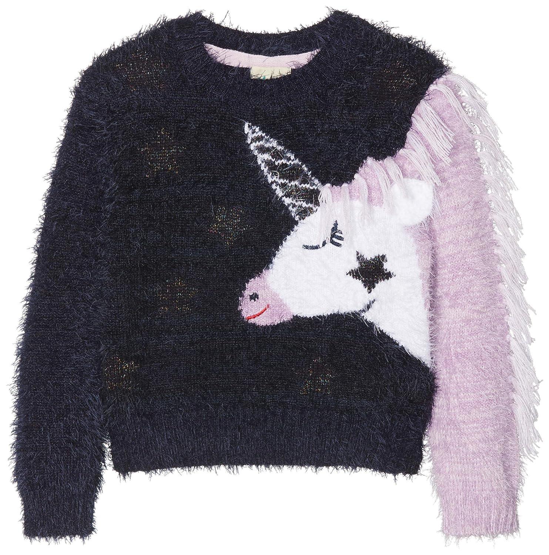 Mela Unicorn Jumper, Felpa Bambina GK001221