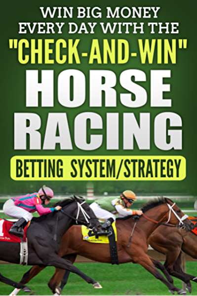 Best way to win money betting on horses terms used in football betting
