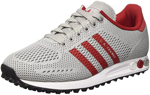 newest 78a1c be18c adidas La Trainer Em, Scarpe da Ginnastica Basse Unisex – Adulto, Grigio  (Clear