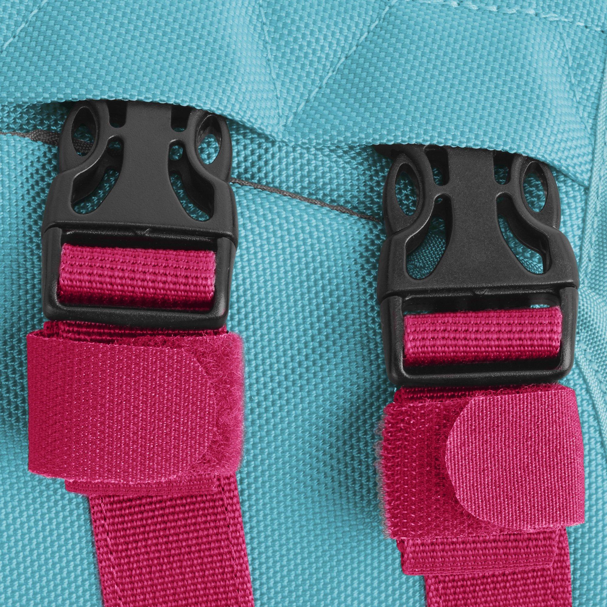 RUFFWEAR - Float Coat Reflective Life Jacket for Dogs, Blue Atoll, Large by RUFFWEAR (Image #4)