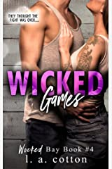 Wicked Games (Wicked Bay Book 4) Kindle Edition