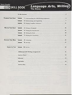 ged skill books workbook social studies economics civics