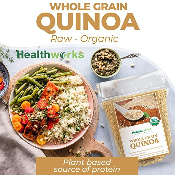 Healthworks Quinoa Parent: Amazon.com: Grocery & Gourmet Food
