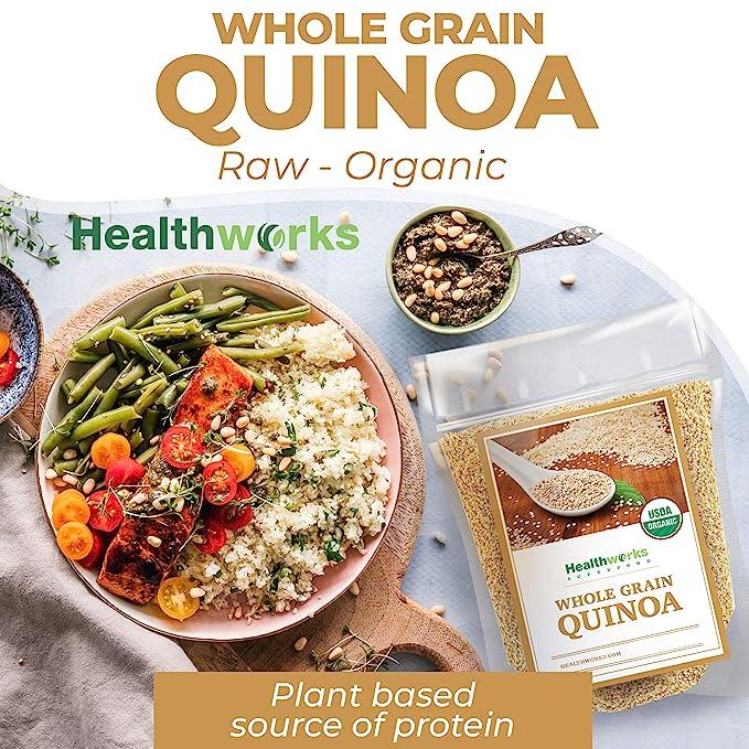 Healthworks Quinoa Parent: Amazon.com: Grocery & Gourmet Food