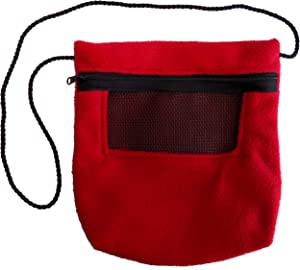 Bonding Carry Pouch for Sugar Gliders and Other Small Pets (Multiple Styles Available)