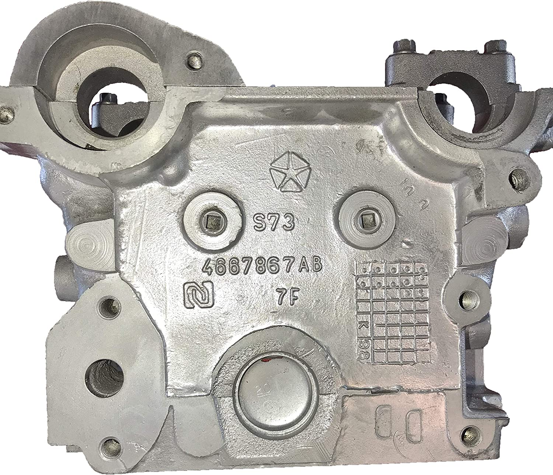 2.0 DODGE NEON AVENGER SEBRING MITSUBISHI ECLIPSE 867 DOHC CYLINDER HEAD 95-99