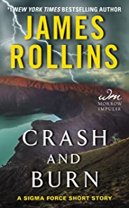 Crash and Burn: A Sigma Force Short Story (Kindle Single)