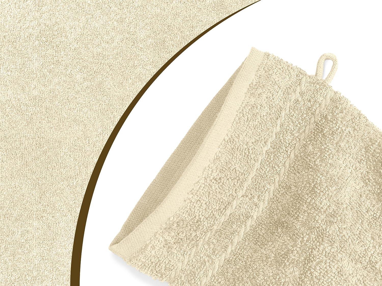 Dyckhoff Kristall 10er-Pack 10er-Pack 10er-Pack Frottiertücher - Uni - 100% Baumwolle 167.178, Badvorleger (50 x 75 cm), steingrau B00GS4IN74 Handtücher 34a33a