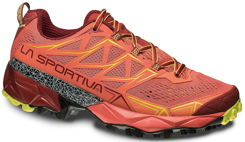 La Sportiva Akyra Woman, Zapatillas de Trail Running para Mujer 36.5 EU|Rojo (Berry 000)