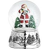 Reed & Barton Classic Christmas Large Globe Ornament