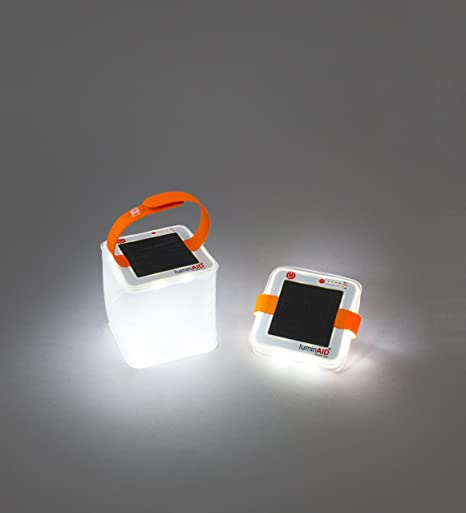 SimSun Edge LuminAID PackLite Halo Solar Inflatable Waterproof Light Lantern