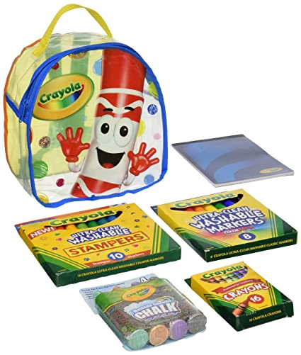 Crayola Art Buddy Backpack: Amazon.com.mx: Juegos y juguetes