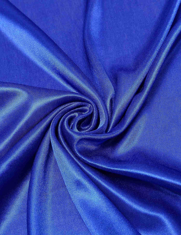FANEO Robe Dress Teddy Nightwear Silk pjs Robes