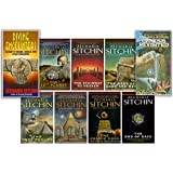 A Complete Zecharia Sitchin Earth Chronicles Nine-Book Series Set, Includes: Twelfth Planet, Stairway to Heaven, War of Gods and Men, Lost Realms, When Time Began, Cosmic Code, End of Days, Genesis Revisited, and Divine Encounters