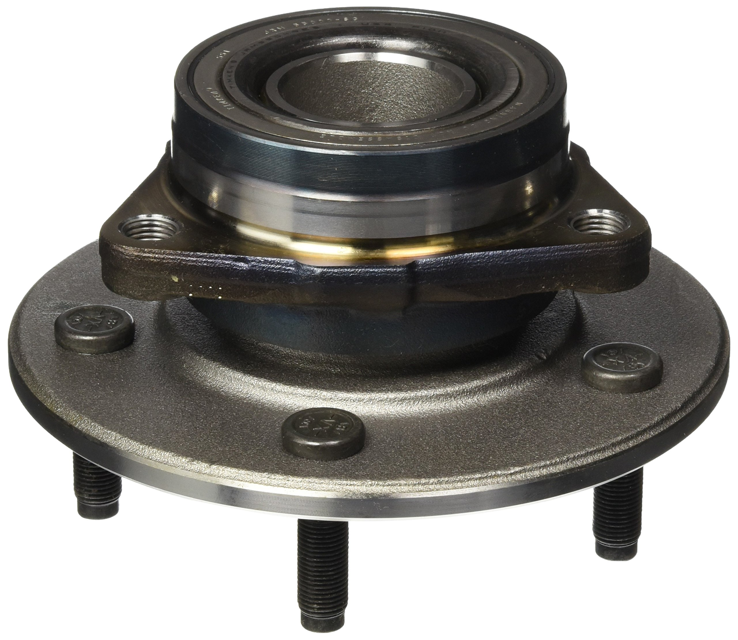 Timken HA599863 Axle Bearing and Hub Assembly by Timken (Image #2)