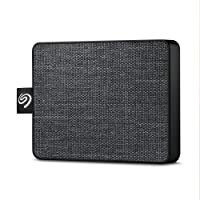 Staples.com deals on Seagate One Touch SSD 1TB External Solid State Drive Portable