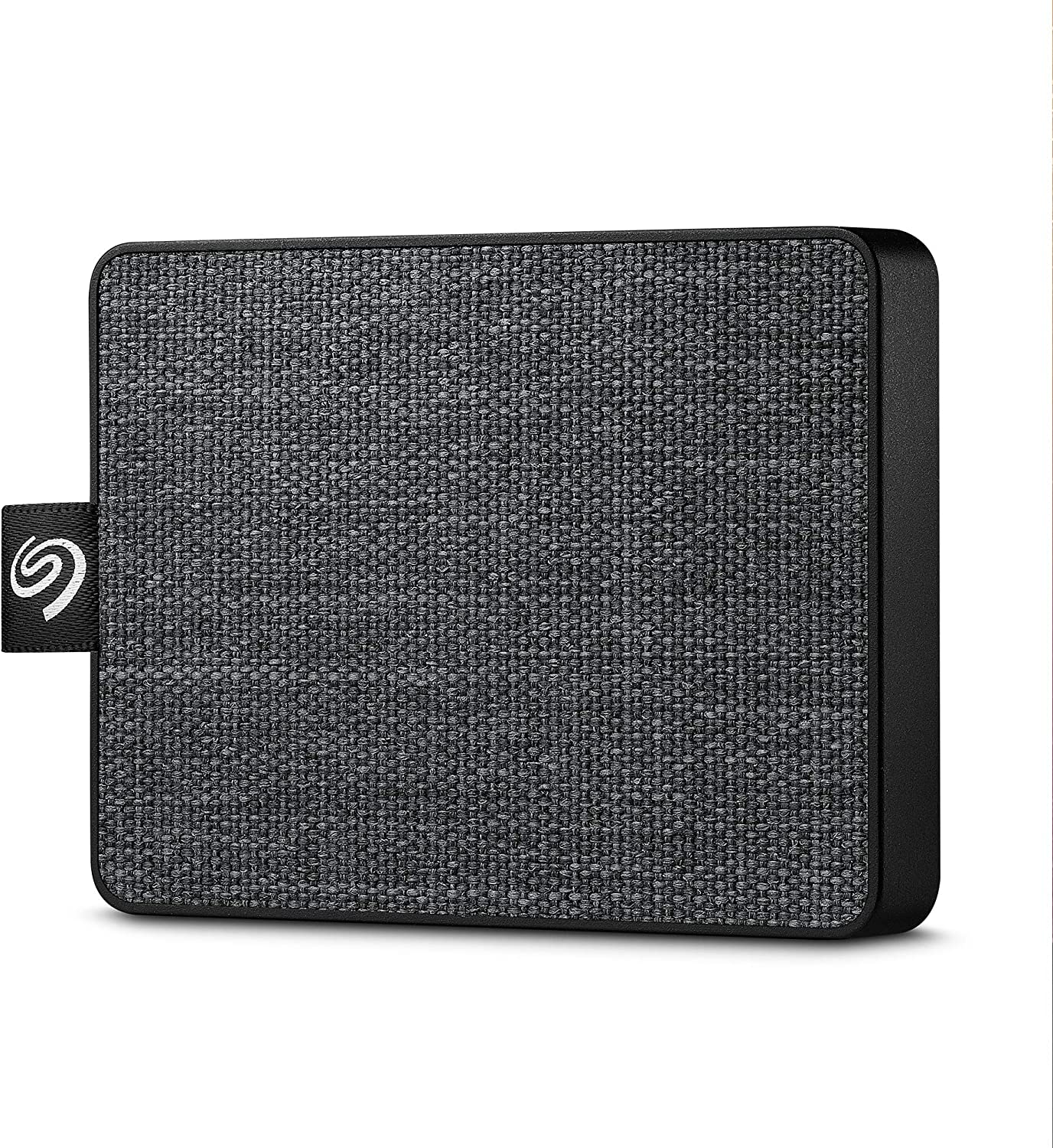 Seagate One Touch SSD 500GB External Solid State Drive Portable – Black, USB 3.0 for PC Laptop and Mac, 1yr Mylio Create, 2 months Adobe CC Photography (STJE500400)