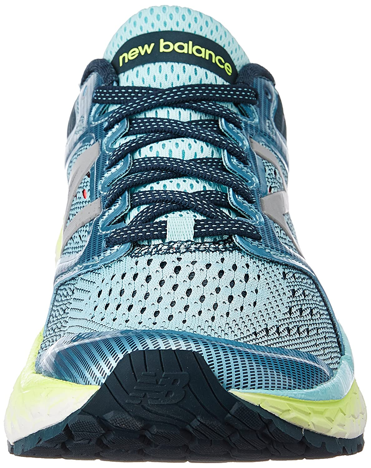 New Balance Women's Fresh Foam 1080v7 Running Shoe B01FSIX5GO 9.5 Glow B(M) US|Ozone Blue Glow/Lime Glow 9.5 9e7de0