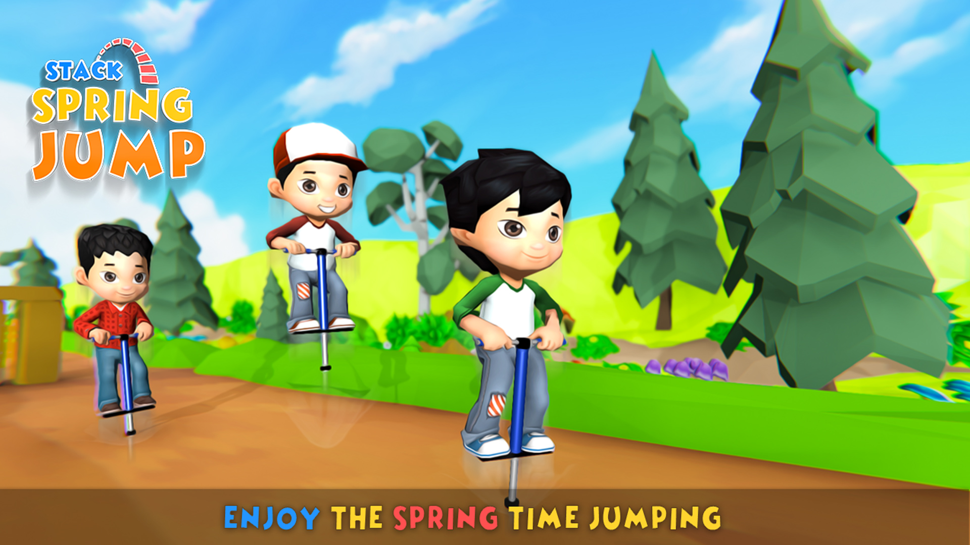 Stack Spring Jump 2019: Amazon.es: Appstore para Android