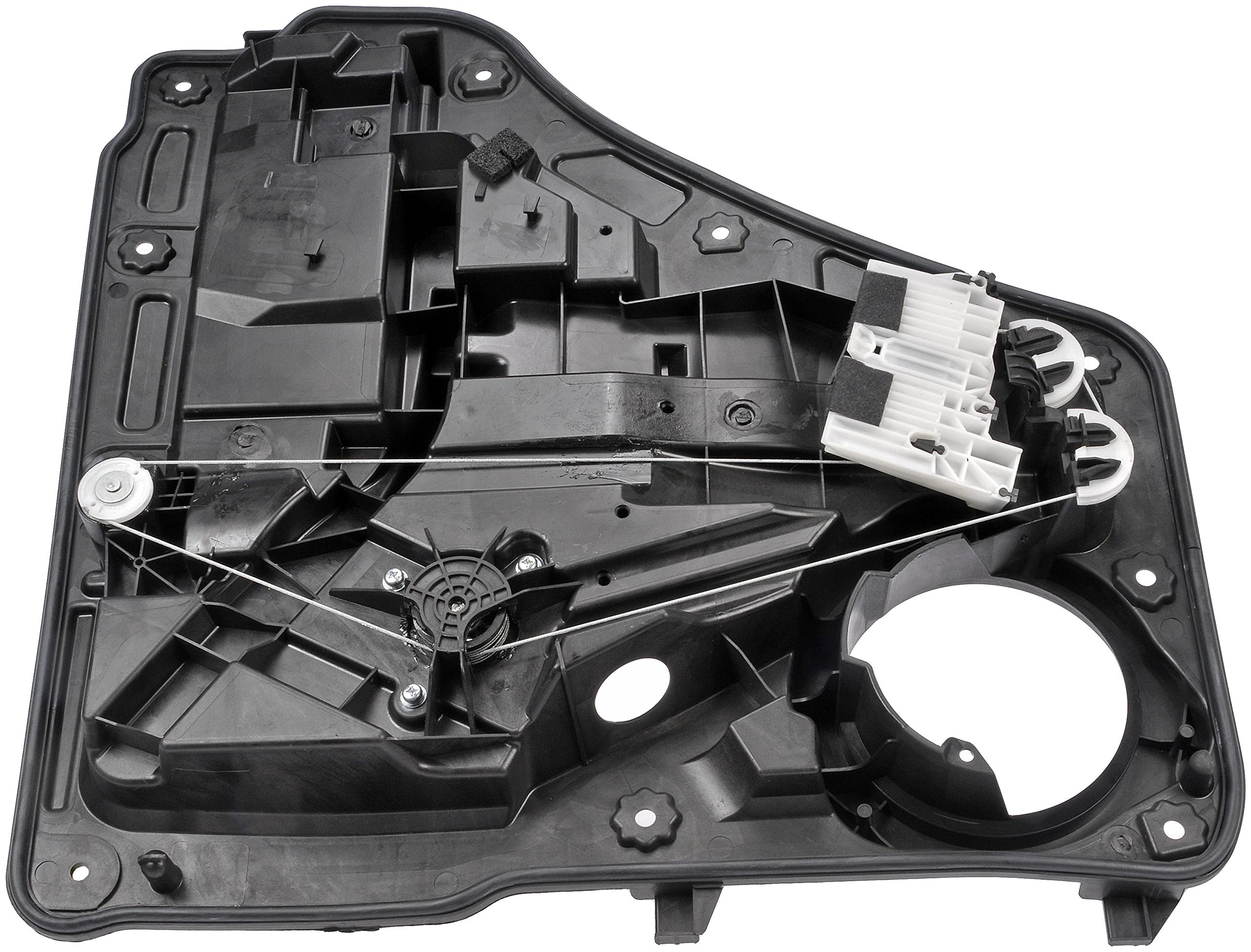 Dorman 748-573 Rear Driver Side Power Window Regulator and Motor Assembly for Select Jeep Models by Dorman