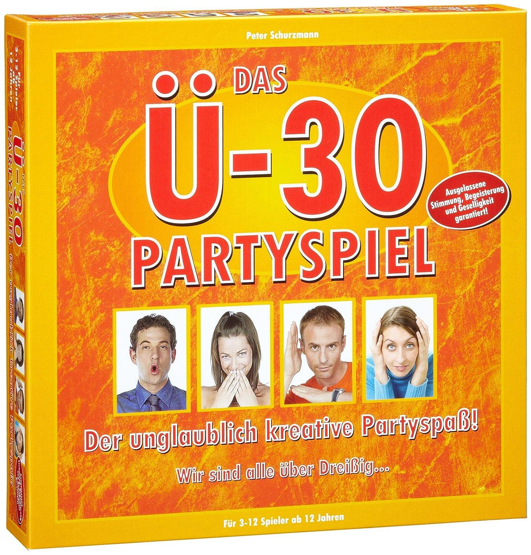 M.I.C. 64365 - Das Ü - 30 Partyspiel