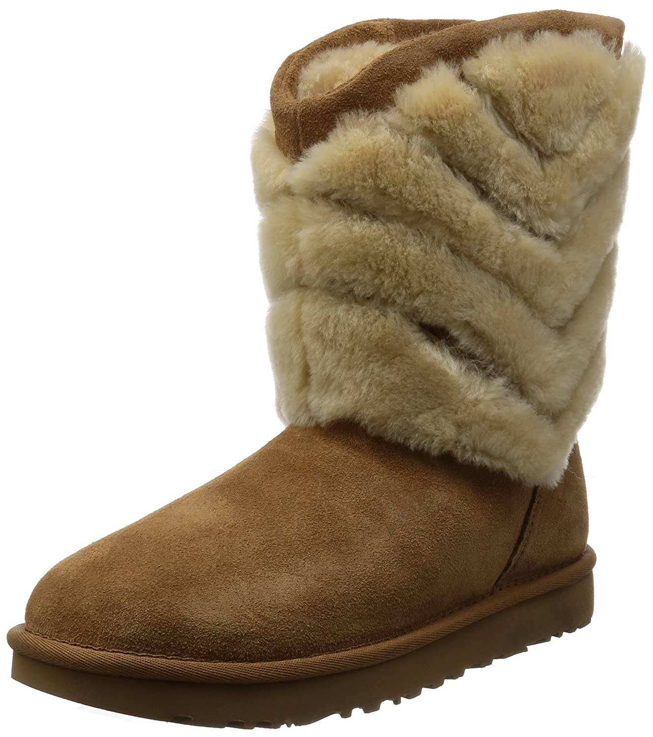 b49ea3cd8d2 UGG Tania (UK 8, Chestnut): Amazon.co.uk: Shoes & Bags
