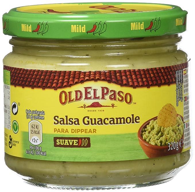 Old el Paso, Guacamole - 320 gr.