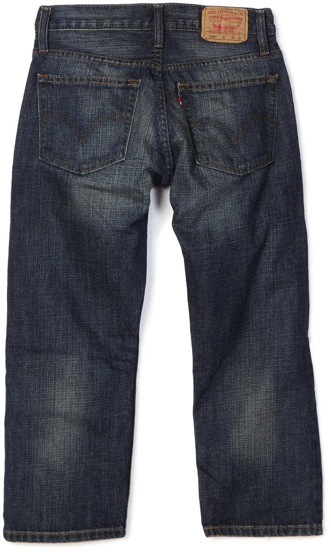 0118e3717 Amazon.com: Levi's Boys' 505 Regular Fit Jeans: Clothing