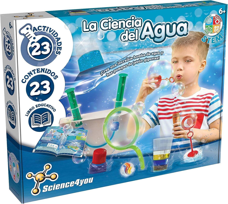 Science4you-Science4you-La Ciencia del Agua-Juguete Científico y Educativo para Niños +6 Años (80002203)