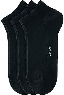 10Paar CAMANO SOCKEN Ca-Soft ohne Gummidruck schwarz 47 48 49 Gr 47-49 Art 3642