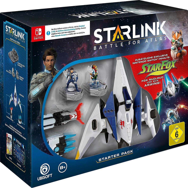 Starlink Starter Pack - Nintendo Switch [Importación alemana]: Amazon.es: Videojuegos