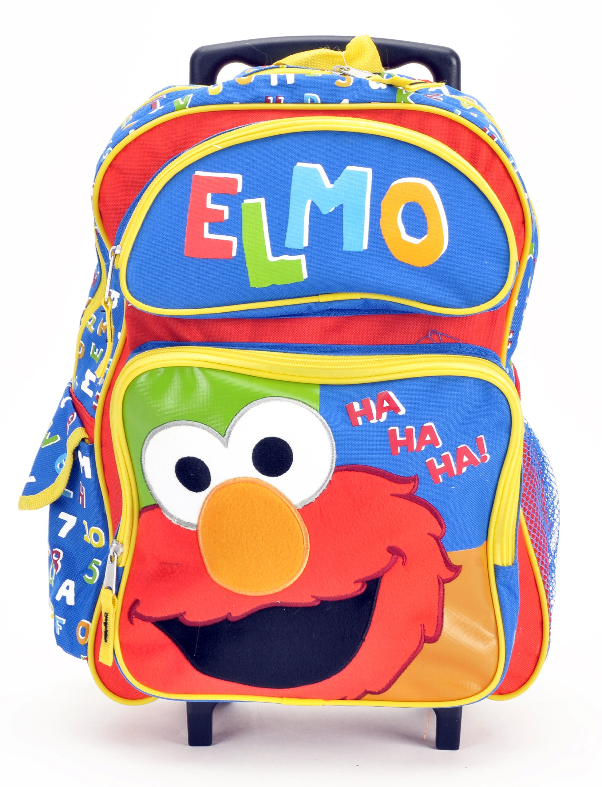 Elmo Suitcase Only!!!! by Sesame Street