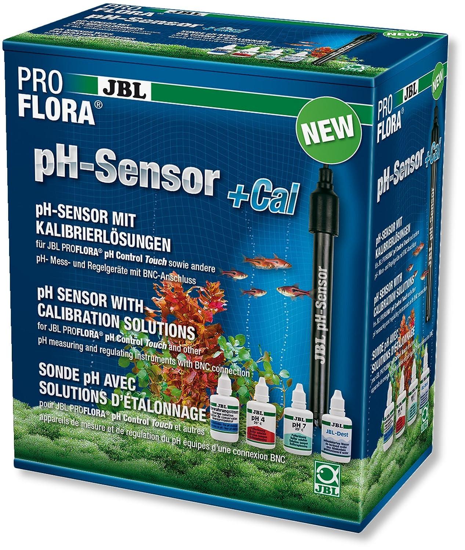 JBL ProFlora pH-Sensor+Cal - Électrode à pH avec connecteur BNC 6318800