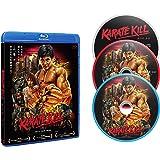 【早期購入特典あり】KARATE KILL/カラテ・キル デラックス版 3枚組(ポストカード付) [Blu-ray]