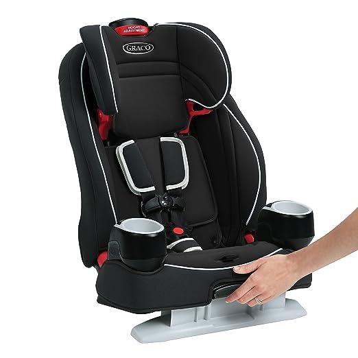 Amazon Graco Atlas 65 2 In 1 Harness Booster Car Seat Glacier Baby