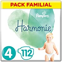Pampers: Promotions sur les couches Harmonie Taille 4