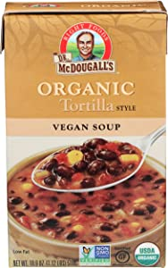 Dr. McDougall's Organic Soup Gluten Free Tortilla Style - 18 fl oz