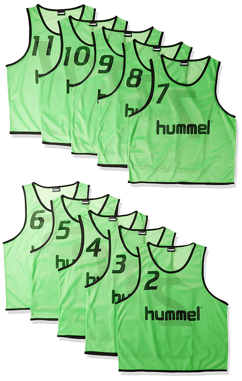 (ヒュンメル)hummel サッカーウェア トレーニングビブス タンクトップ HAK6006Z [メンズ] B01MYC4NJS 日本 L-O-(FREE サイズ)|ライトグリーン ライトグリーン 日本 L-O-(FREE サイズ)