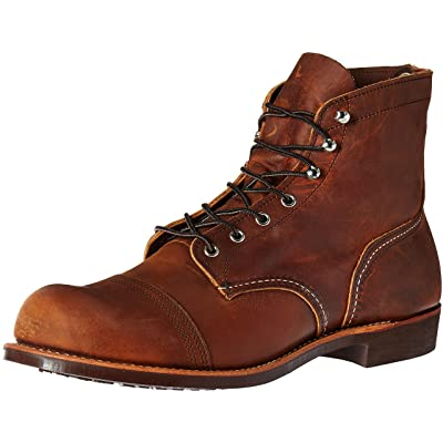 """Red Wing Heritage Men's Iron Ranger 6"""" Vibram Boot 