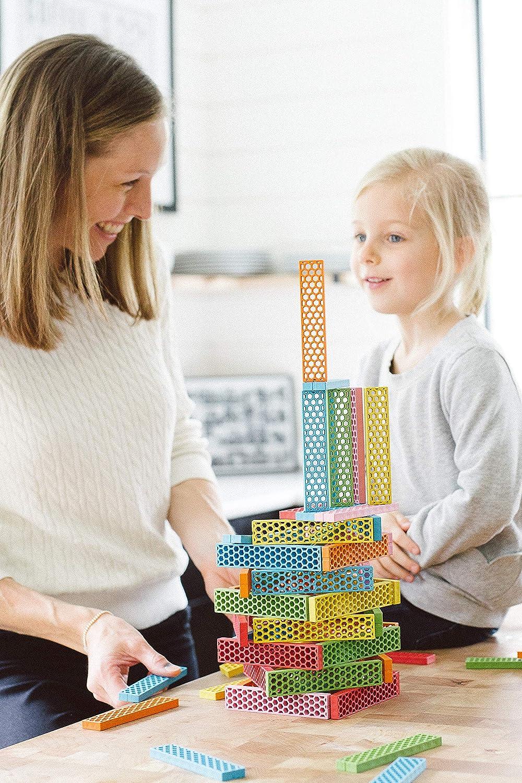 Exclusive Tegu 200 Piece Perfect Blocks Building Set