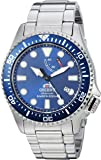 Orient Men's 'Triton' Japanese Automatic Stainless Steel Diving Watch, Color Silver-Toned
