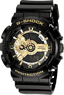 a2dc3911e20 Amazon.com  Casio G-Shock GA-400GB Garish Series Watches - Black ...