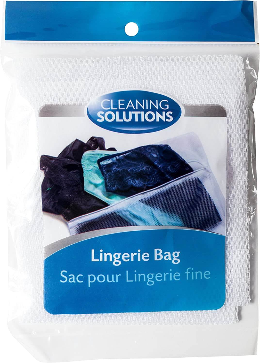 "Good Living Cleaning Solutions Laundry Lingerie Bag, 14"" by 19"", Mesh"