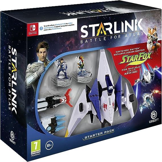 Starlink: Battle for Atlas - Starter Pack: Amazon.es: Videojuegos